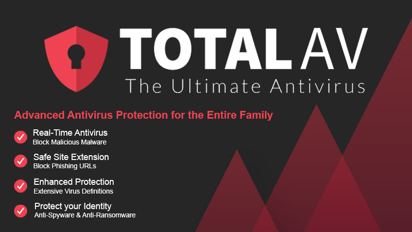 Total AV Antivirus 2020 Crack