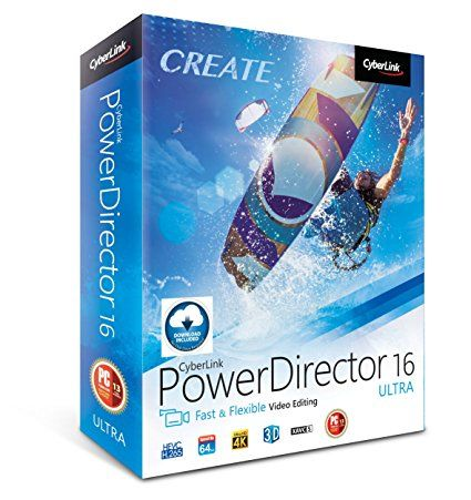 CyberLink PowerDirector Crack 18.0.2204.0 + Keygen Free 2020