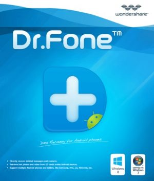 WonderShare Dr.Fone 10.5.0 Crack Full Registration Code [iOS + Android]