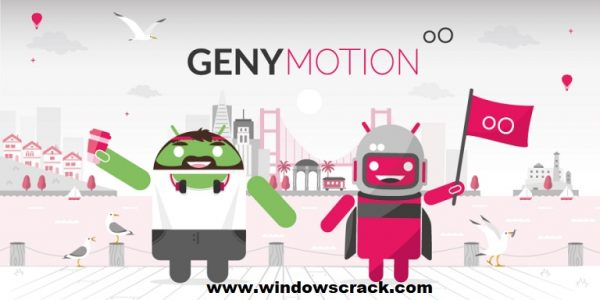 Genymotion 3.1.2 Crack