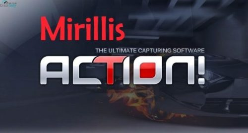 Mirillis Action 4.12.1 Crack + Activation Key 2021 Full Latest Version