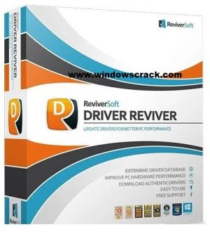 ReviverSoft Driver Reviver 5.34.1.4 Crack With License Key 2020 Latest