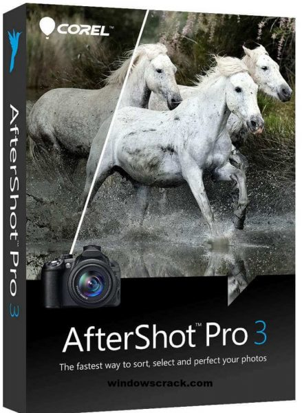 Corel AfterShot Pro 3.7.0.446 Crack
