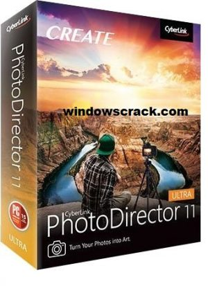 CyberLink PhotoDirector Ultra 11.3.2719.0 With Crack [Latest]