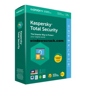 Kaspersky Total Security 2021 Activation Code + Crack Latest Download