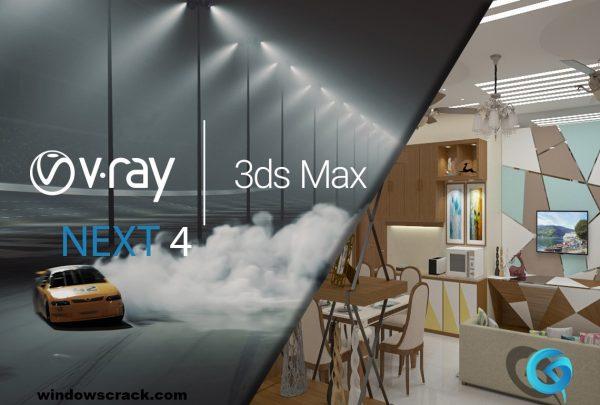 V-Ray 5.10.04 Crack For SketchUp With License Key 2021 (Mac+Win)