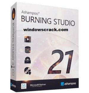 Ashampoo Burning Studio 21.6.1.63 Crack With Activation Key 2020 Full