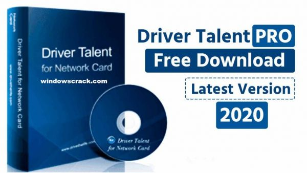 Driver Talent Pro 8.0.2.10 Crack With Activation Key (Latest Version)