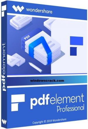 Wondershare PDFelement Pro 7.6.5.4955 Crack With Serial Key 2020