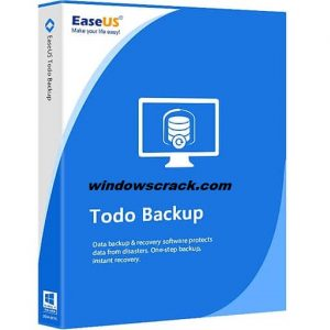 EaseUS Todo Backup 13.2 Crack + License Code 2020 Full Latest
