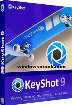 Luxion KeyShot Pro 9.3.14 Crack & Keygen Full Version Free Download