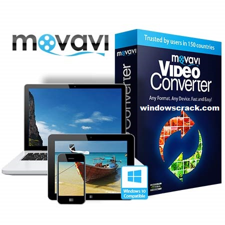 Movavi Video Converter 21.0.0 Crack + Activation Key Latest Full Free